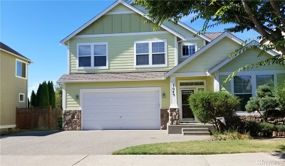Single Family Home Sold: 7049 Compass St SE
