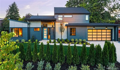 Bellevue Single Family Home For Sale: 301 111th Ave SE