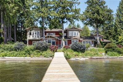 Bellingham WA Single Family Home For Sale: $1,975,000
