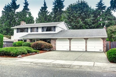 Bothell Single Family Home For Sale: 8927 NE 192nd Place