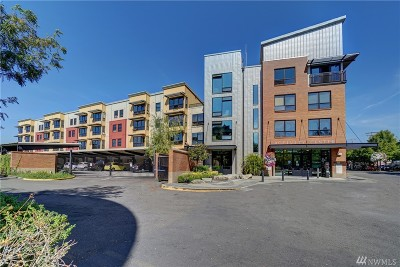 Puyallup Condo/Townhouse For Sale: 210 W Pioneer Ave #308