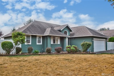 Bellingham WA Single Family Home For Sale: $348,500