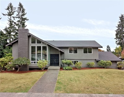 Everett Single Family Home For Sale: 3821 104th Place SE
