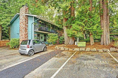Bothell Condo/Townhouse For Sale: 9906 NE 190th St #B