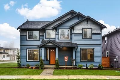 Bonney Lake Single Family Home For Sale: 13105 180th (Lot 112) Ave E