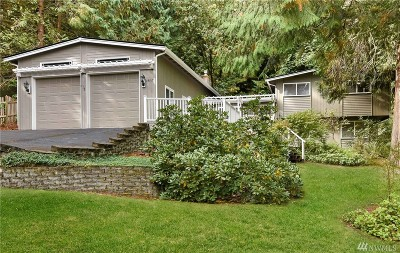Woodinville Single Family Home For Sale: 15517 182nd Place NE