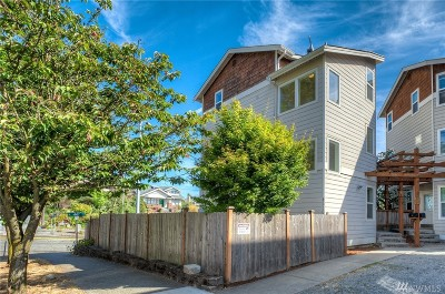 Seattle Single Family Home For Sale: 4516 Linden Ave N