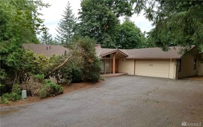Maple Valley Single Family Home For Sale: 21721 SE 254th Place