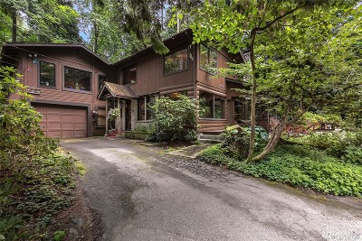Woodinville Single Family Home For Sale: 5531 244th St SE