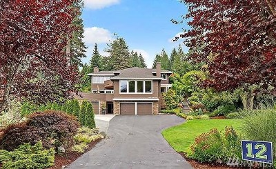 Edmonds Single Family Home For Sale: 18401 High St