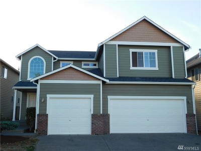 Federal Way Single Family Home For Sale: 34301 13th Ct SW