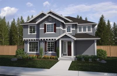 Bonney Lake Single Family Home For Sale: 13115 180th (Lot 110) Ave E
