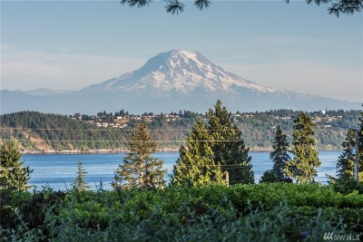Gig Harbor Single Family Home For Sale: 7017 Stanich Ave