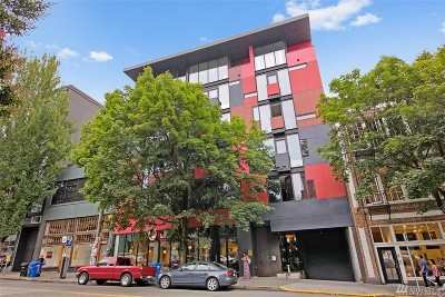 Seattle Condo/Townhouse For Sale: 1111 E Pike St #205