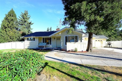 Lynnwood Single Family Home For Sale: 5005 212th St SW
