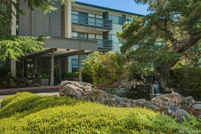 Mercer Island Condo/Townhouse Sold: 2500 81st Ave SE #342
