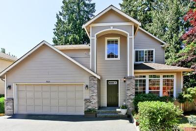Edmonds Single Family Home For Sale: 7623 200th St SW