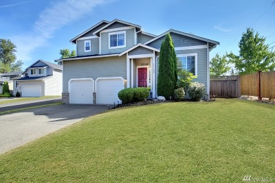 Single Family Home For Sale: 15129 67th Ave E