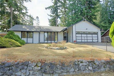 Bellingham WA Single Family Home For Sale: $330,000
