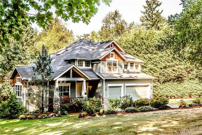 Woodinville Single Family Home For Sale: 23505 NE 185th Place