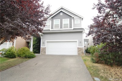 Puyallup Single Family Home For Sale: 11118 184 St E