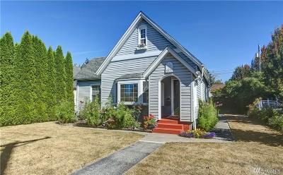 Tacoma WA Single Family Home For Sale: $250,000