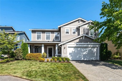 Snohomish Single Family Home For Sale: 6717 127th Place SE
