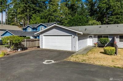 Edmonds Condo/Townhouse For Sale: 5603 143 St SW #1A