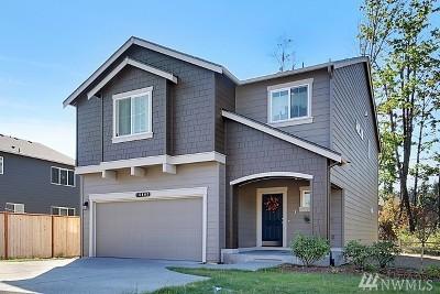 Single Family Home For Sale: 16602 80th Av Ct E