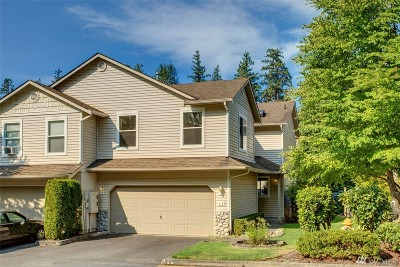 Bothell Single Family Home For Sale: 2201 192nd St SE #K2