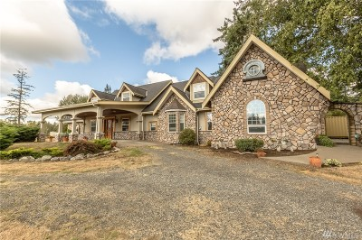 Custer Single Family Home For Sale: 8517 Valley View Rd