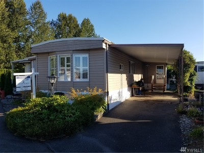 Bellingham Mobile Home For Sale: 1200 Lincoln St #124