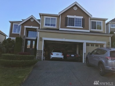 Bothell Single Family Home For Sale: 4115 216th Place SE