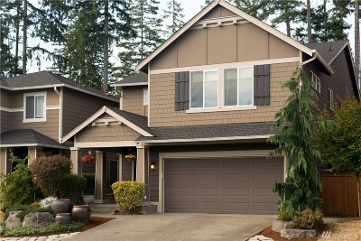 Gig Harbor Single Family Home For Sale: 11216 Borgen Lp