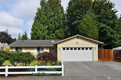 Bothell Single Family Home For Sale: 2831 165th Place SE