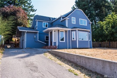 Tacoma Single Family Home For Sale: 1519 S Woodlawn St