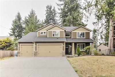 Bonney Lake Single Family Home For Sale: 20406 70th St E