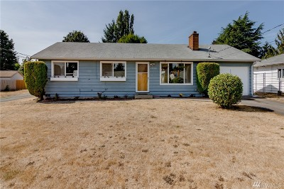 Des Moines Single Family Home For Sale: 19329 9th Ave S
