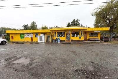 Burlington Single Family Home For Sale: 2180 N Old Highway 99