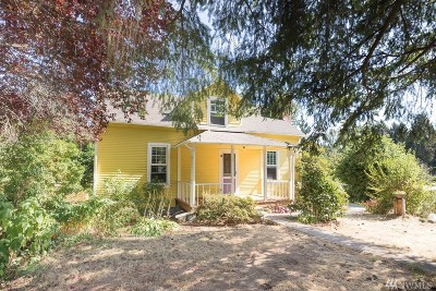Monroe Single Family Home For Sale: 12207 Wagner Rd