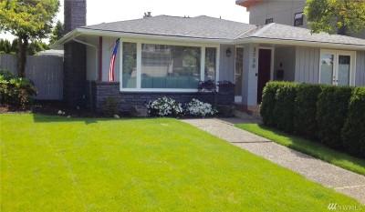 Single Family Home For Sale: 3730 Magnolia Blvd W