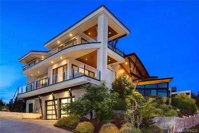 Kirkland Single Family Home For Sale: 208 7th Ave S