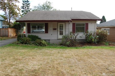 Bellingham WA Single Family Home For Sale: $359,000