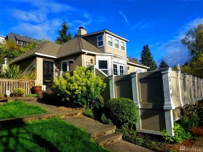 Single Family Home For Sale: 539 Lake Washington Blvd S
