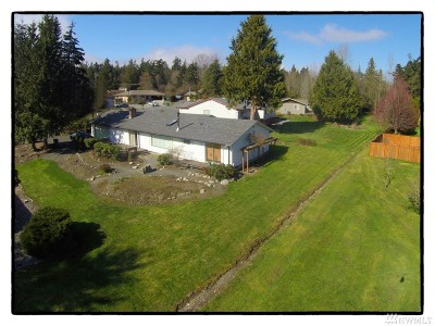 La Conner Single Family Home For Sale: 2 Quinault Wy