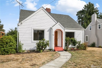 Tacoma Single Family Home For Sale: 4211 N 19th St N
