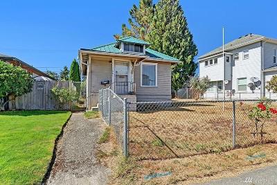 Everett Single Family Home For Sale: 1708 Rockefeller Ave