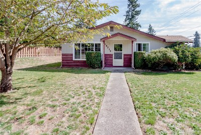 Puyallup Single Family Home For Sale: 12719 78th Ave E