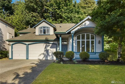 North Bend Single Family Home For Sale: 1540 SW 12th Ct