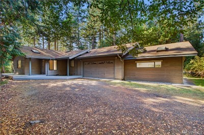 Single Family Home Contingent: 385 Island Dr